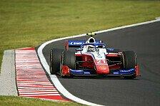 Formel 2 Budapest: Shwartzman besiegt Schumacher per Strategie