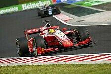 Formel 2 Ungarn: Mick Schumacher: Hätte gewinnen können