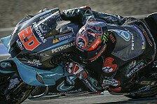 MotoGP Jerez 2020: Quartararo siegt, Marc Marquez stürzt schwer