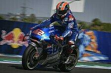 MotoGP-Lazarett: Crutchlow glaubt an Rennstart, Rins zweifelt