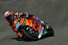Moto2: Verrückter Valencia-GP, WM-Vierkampf im Finale