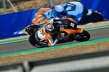 Moto2: Jesko Raffin nach Viruserkrankung wohl arbeitslos