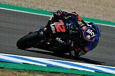 Moto2 Jerez: Bezzecchi auf Pole, Lüthi und Schrötter in Top-10