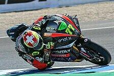 MotoE Le Mans: Jordi Torres auf Pole, Aegerter holt P5
