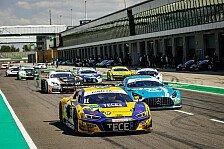 ADAC GT Masters 2020: Testfahrten Lausitzring