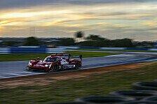 IMSA Sebring 2020: Cadillac dominiert, Porsche-Crash in der Box