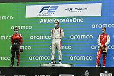 Formel 2 2020: Ungarn GP - Rennen 5 & 6