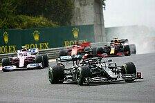 Formel 1 Ungarn GP: Hamilton-Sieg egalisiert Schumacher-Rekord