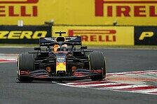 Formel 1, Verstappen: Hoffentlich nur halbe Sekunde Rückstand