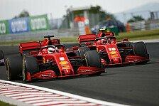 Ferrari-Fahrer fürchten Sprintrennen: Formel-1-Sieg entwertet?