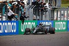 Formel 1 2020: Ungarn GP - Rennen