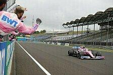 Formel 1, Wolff: Racing Point Kandidat für Podium & Siege