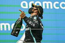 Formel 1, Statistik: Hamilton schafft nächste Schumacher-Marke