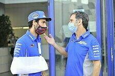 MotoGP-Lazarett: Diese Fahrer verlassen Jerez verletzt