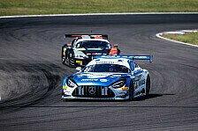 ADAC GT Masters 2020: Knappe Test-Bestzeit für Mercedes