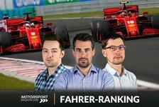 Formel 1 Fahrerranking Ungarn 2020: Vettel schlägt zurück
