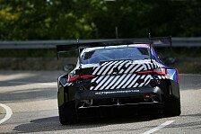 BMW M4 GT3: Erste reale Fotos nach Rollout