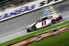 NASCAR 2020 Kansas: Fünfter Saisonsieg für Denny Hamlin
