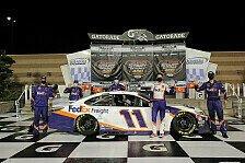 NASCAR 2020: Fotos Rennen 19 - Kansas Speedway