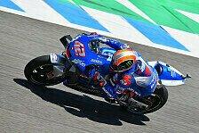 MotoGP: Alex Rins will Operation bis Saisonende hinauszögern