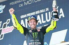 MotoGP - Valentino Rossi nach Podium: War politisches Problem