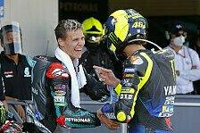 MotoGP - Fabio Quartararo: Kann Valentino Rossi nicht ersetzen