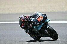 MotoGP Brünn: Tagesbestzeit geht an Fabio Quartararo