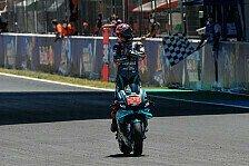 MotoGP Jerez - Fabio Quartararo: Die Fahrt eines Champions