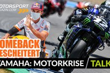 MotoGP - Video: MotoGP Jerez: Rossi am Podest, doch Yamaha zittert (Analyse)