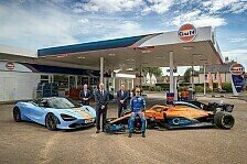 Formel 1 Business-News 2020: McLaren & Gulf Oil wiedervereint