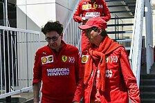 Formel 1, Ferrari-Präsident rechnet ab: Struktur lange schwach