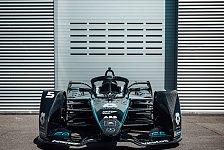 Formel E: Mercedes wie in der Formel 1 mit Schwarzpfeilen