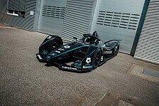 Mercedes wie in der Formel 1: Schwarzpfeil für die Formel E