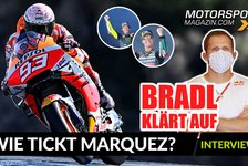 MotoGP - Video: MotoGP-Talk: Stefan Bradl analysiert Saisonauftakt