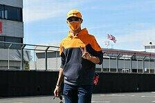 Formel 1 - Video: Formel 1: Lando Norris stellt seine McLaren-Crew vor