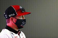 Formel 1, Räikkönen: Alfa-Krise auch wegen Ferrari-Motor