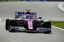 Formel 1, Strafe für Racing Point: 400.000 Euro und 15 Punkte