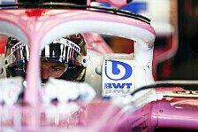 Formel 1, Silverstone: Wie oft darf Hülkenberg für Perez ran?