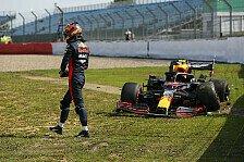 Formel 1, trotz Albon-Crash: Red Bull entgeht Freitagsklatsche
