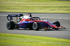 Formel 3 Silverstone: Zendeli verpasst Sieg in letzter Kurve