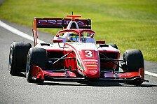 Formel 3 Barcelona-Qualifying: Sargeant holt 3. Pole in Serie