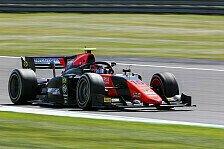 Formel 2 Silverstone, Qualifying: Drugovich-Pole, Schumacher P3
