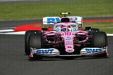 Formel 1 2020: Großbritannien GP - Freitag