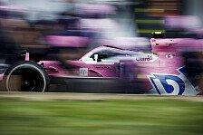 Formel 1 Silverstone Trainingsanalyse: Angriff der Clone-Pfeile