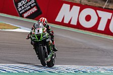 WSBK Jerez 2020: Jonathan Rea siegt im Superpole-Rennen