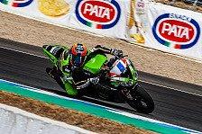 Philipp Öttl in Jerez: Supersport-Podiumdebüt im zweiten Rennen