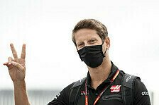 Formel 1 Nürburgring: Grosjean nach Finger-Unfall mit Punkten