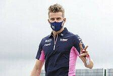 Formel 1, Offiziell: Nico Hülkenberg fährt erneut für Perez