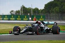 Formel 1, Silverstone: Bottas gewinnt Qualifying-Generalprobe