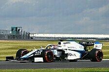 Formel 1 Silverstone: Russell nach Gelb-Missachtung bestraft